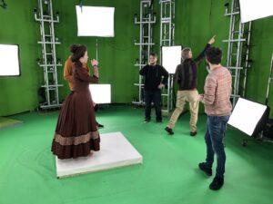 volumetric filming