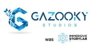 gazooky and immersive logo